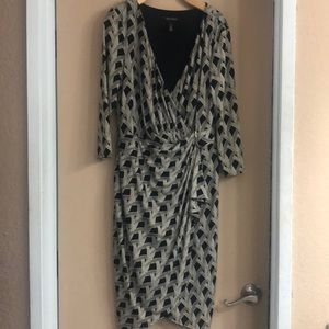 White House black market dress size 12